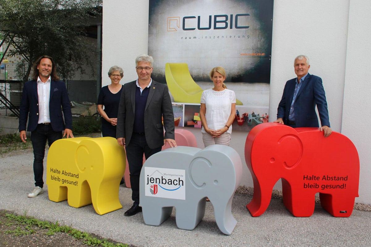 CUBIC - babelo in jenbach
